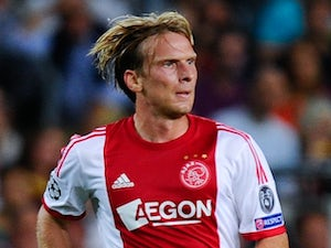 Poulsen to leave Ajax