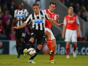 Team News: Gosling makes first Blackpool start at Wigan