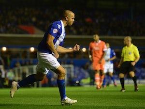 Murphy brace gives Birmingham lead