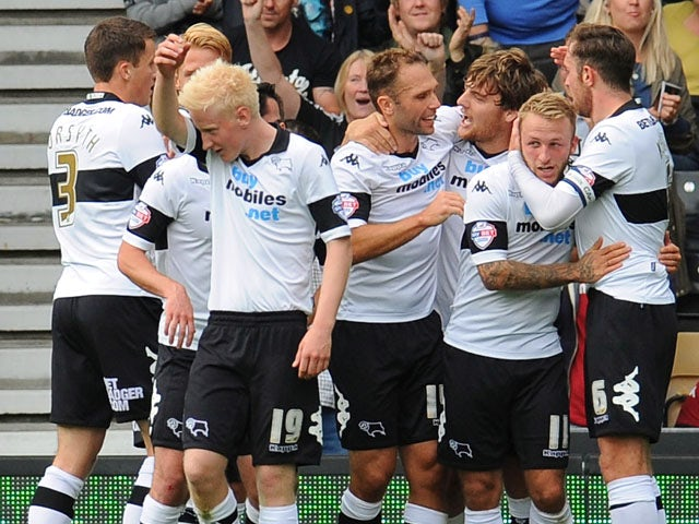 Result: Derby secure comfortable home win