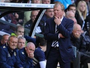 McClaren happy with flurry of goals