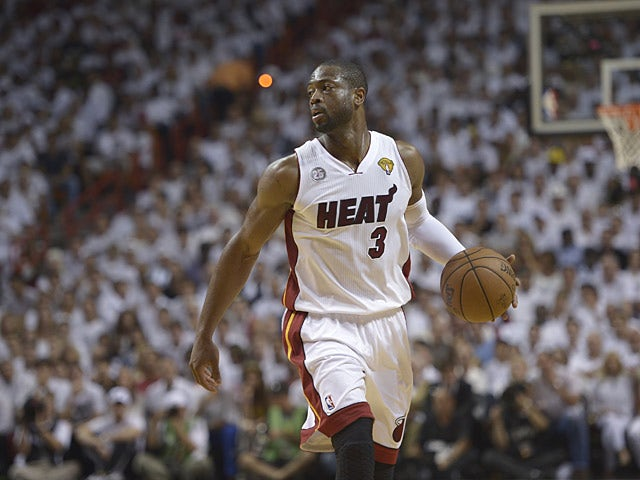 Wade to return against Magic