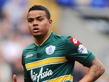 QPR's Jermaine Jenas in action against Bolton on August 24, 2013