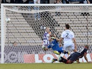 Result: Bordeaux put four past Sochaux