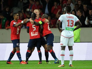 Result: Early goal enough for Lille