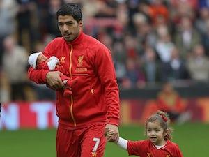 Suarez enrolls daughter in Liverpool school