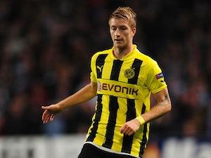 Team News: Reus, Sahin start for Dortmund