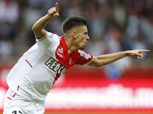 Half-Time Report: Ferreira-Carrasco brace gives Monaco lead