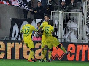Team News: Djordjevic leads line for Nantes