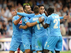 Result: Napoli ease to victory