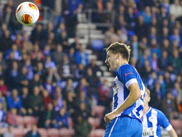 Result: Wigan bow out of Europa League