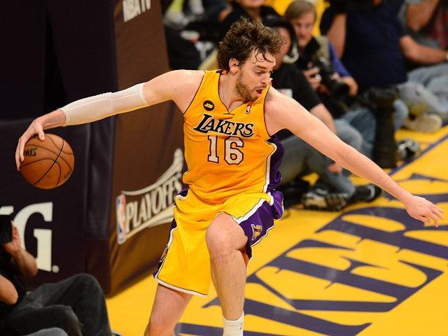 Gasol: 'Lakers must work on defense'