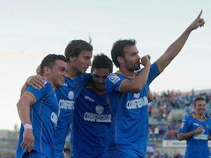 Getafe ease past 10-man Granada