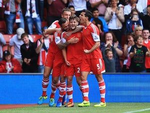 Team News: Lallana, Fonte miss out for Saints