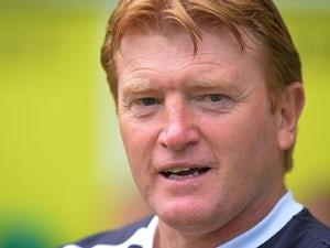 Stuart McCall: 'I'm focused on Scotland'