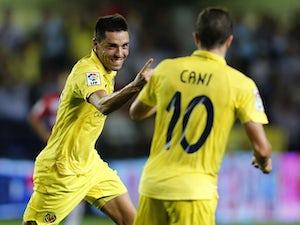 Villarreal go third with Granada win