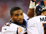 Denver Broncos' Wesley Woodyard in action against New York Giants on September 15, 2013