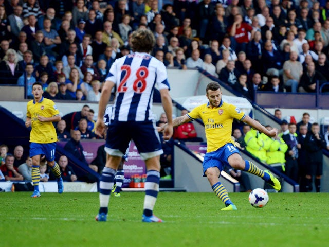 Result: Wilshere earns Arsenal draw