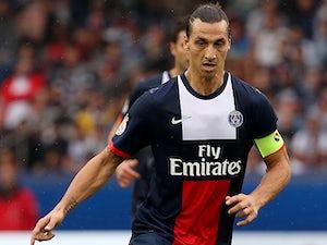 Ibrahimovic: 'PSG can win Champions League'