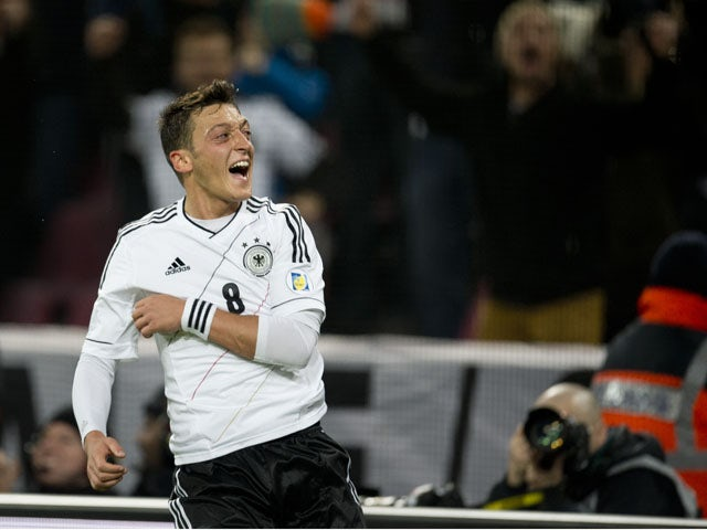 Result: Germany snatch late draw against France