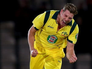 Result: Faulkner powers Australia to victory in Mohali