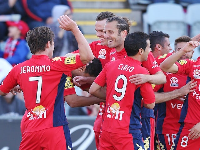 Result: Adelaide United draw with Melbourne Victory