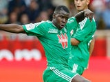 Saint-Etienne's Kurt Zouma in action against Monaco on October 5, 2013