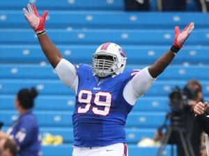 Bills pick up fifth-year option on Dareus