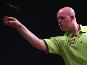 Result: Van Gerwen battles to Grand Prix triumph