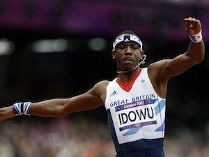Idowu makes GB return