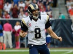 Sam Bradford out with shoulder injury