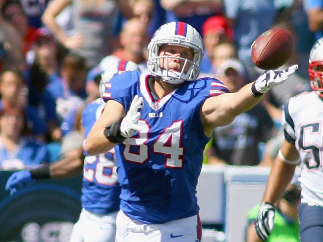 Chandler: 'Playing with Brady a huge factor'