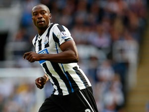Shola Ameobi on trial at Notts County?