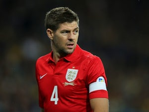 Liverpool confirm Gerrard injury blow