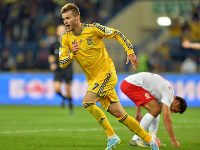 Result: Ukraine leapfrog England in Group H