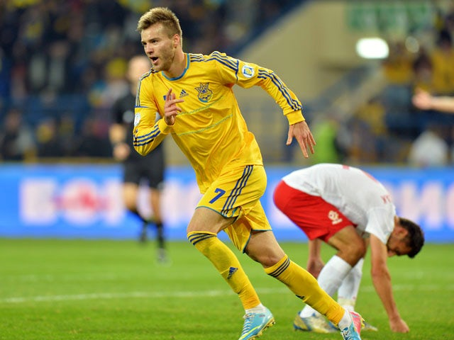 Result: Ukraine leapfrog England in Group H