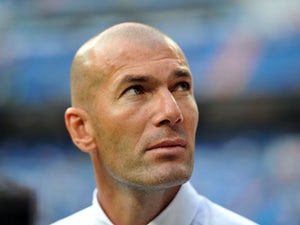 Zidane reveals Bordeaux talks