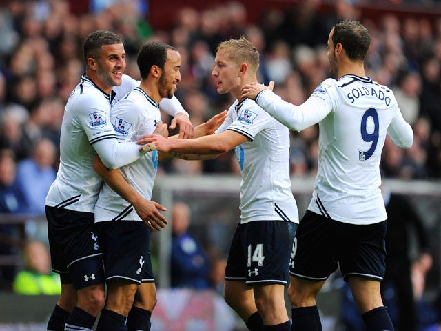 Result: Spurs earn away win