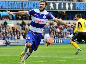 Half-Time Report: Austin gives QPR lead