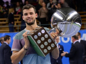 Result: Dimitrov wins maiden ATP title