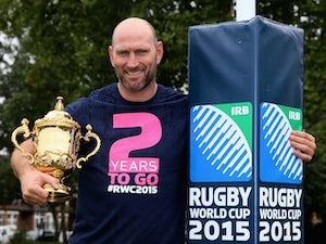 Dallaglio: 'Rugby was my sanctuary'
