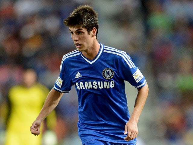 Piazon looking forward to Reading test