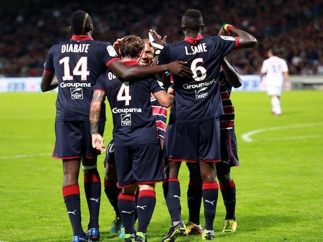 Result: Late Henrique strike wins it for Bordeaux