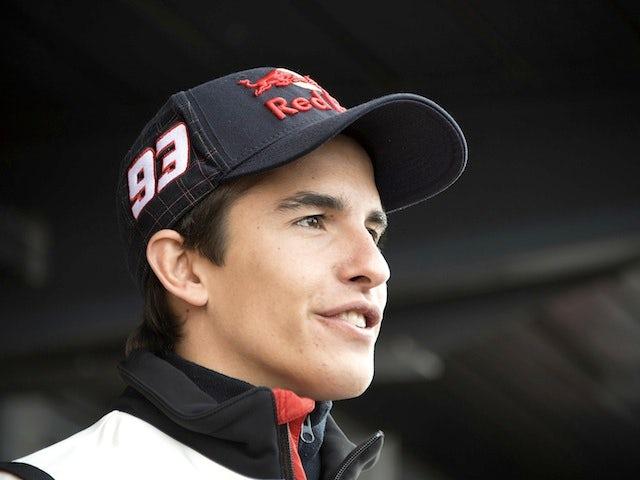 Marc Marquez takes pole at Argentina MotoGP