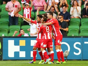 Man City buy A-League side Melbourne Heart