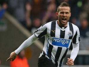 Newcastle 'reject' PSG's Cabaye bid