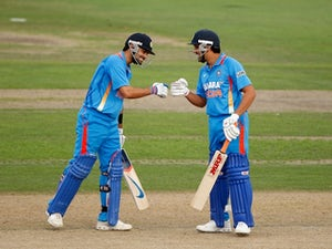 India beat England by three wickets