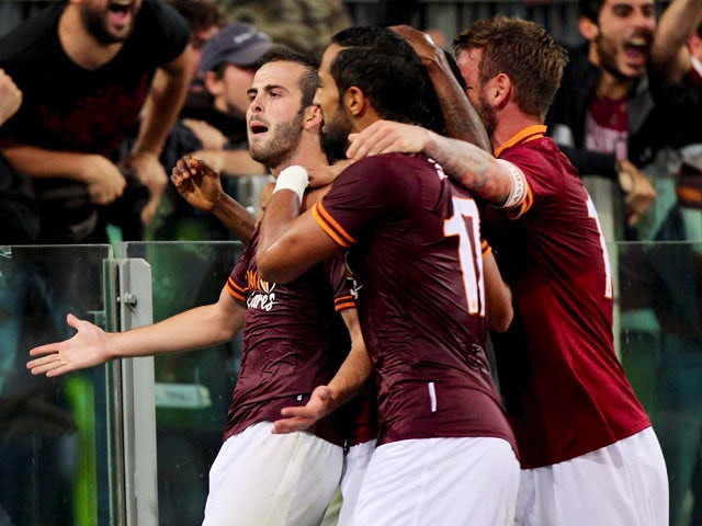Result: Pjanic double helps Roma beat Napoli