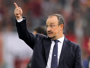 Benitez: 'We controlled the game'