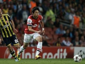 Ryo Miyaichi exits Arsenal